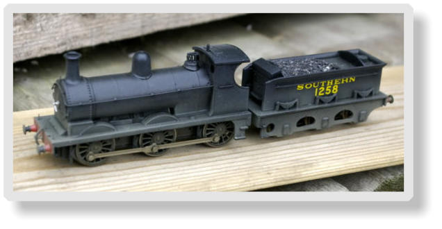 Products :: OO Gauge Loco Kits by Golden Arrow Productions