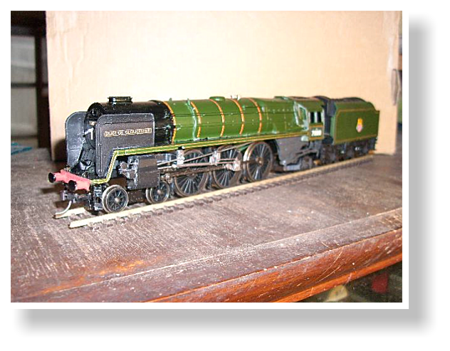 Gallery :: OO Gauge Loco Kits by Golden Arrow Productions